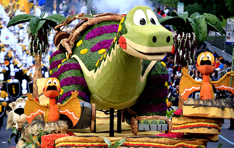 The 124th Tournament of Roses Parade | Kimberly Ostiller